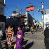 鎌倉駅から鎌倉紅谷「サロンドクルミッコ」へ車イスでのアクセス、入口のバリアフリー状況は?
