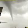 本日の備忘録/アンタルヤ空港を直撃する竜巻