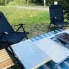 オシャレなキャンプ椅子「オンウェー ローチェア」を1年利用してみての評価