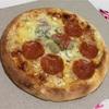 ヘルシオでピザ(o^^o)
