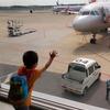 1日め 息子大好きな飛行機に乗る!小樽でオルゴール館と寿司!