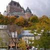 【ケベック 】紅葉シーズンのケベック シティを散策