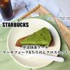 【単品購入NG】全ピクニッカーが泣いた!『ケーキフォーク&ちりめんクロスセット』 / Starbucks Coffee @全国