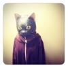 BIBILAB(ビビラボ)ニュータイプ着る毛布・ダメ着を装備した