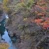 群馬県東吾妻町へ(その2)吾妻渓谷に岩櫃山