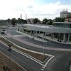 新しいバスステーション