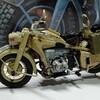 さて バイクのプラモデル