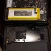 【GPD MicroPC】起動しないので分解を決意。M.2 SSDを換装できるか?