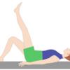脚を引き締め、体力回復につながる【5分間トレーニング】と変化を把握するための体重計・体組成計