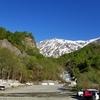2019年5月23日 3年前のリベンジで大雪渓から白馬岳へ 久しぶりの山スキーは超きつかった