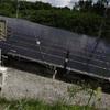 山梨県で太陽光発電の問題を視察