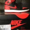 "NIKE AIR JORDAN 1 RETRO HIGH OG""BRED""555088-023 2013年モデル"