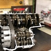 CBX400F  エンジン腰下異音修理