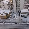 仙台 久々の積雪