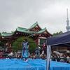 【プロレス】震災復興支援・奉納プロレス(8/27)