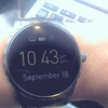 Fossil Q Marshal(Android Wear)の使用感