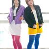 弥也さん&はるさん(NO,Thank You!@けいおん!!) 2012/3/25テレコムセンター