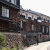南砺市城端へ - vol.1 - 善徳寺 旧野村家の土蔵群