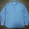 BUZZ RICKSON'S シャンブレーワークシャツ