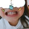 次女3歳の受け口矯正【ムーシールド】成果は停滞中。。