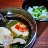 ★鶏団子スープ&きしめんおべんとう★