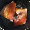 日本料理の板前気分と金目鯛の煮付け