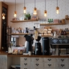 一人暮らしワンルーム家具をカフェ風インテリアで揃えて落ち着いた大人空間に