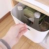 無印良品で。小さな食器棚を使いやすく。