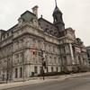 モントリオール旧市街のイルミネーション(12月)