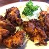 戸田公園 レストハウスおけさ fried chicken