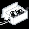 ケーブル充電器関係の収納の話