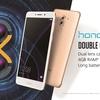 【CESプレスデー】Huawei honor 6X(ファーウェイ オーナー 6エックス)【2眼レンズ】