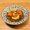 【男の料理】時短煮込み時間は5分の肉じゃが!味付けは「寿がきや」のめんつゆのみが美味い