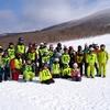 2019年蔵王トレーニング1日目(水戸市民スキー教室)及び2019年水戸市市長杯スラローム大会開催