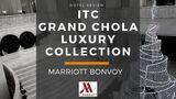 インド・チェンナイの豪華なホテル ITCグランドチョーラ
