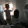 【子連れ長距離フライト】初☆1歳と3歳児連れワンオペ国際線