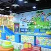 Thi Công Thiết Kế khu vui chơi trẻ em trong nhà