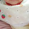 【実際に着用してみて分かった事】手作りスタイを娘につけてみました☆