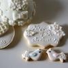 プライベートレッスン。7回目の結婚記念日にアニバーサリークッキーGift♡