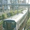 山手貨物線を走るE257系2000番台電車