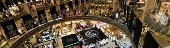 パリで買い物するならココ!【ギャラリーラファイエット】