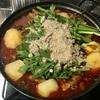 韓国大衆鍋の代表格「カムジャタン」を煮るの巻