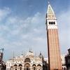 ヴェネツィア 8 鐘楼(サン・マルコ広場)