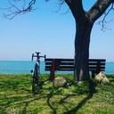 自転車 世界一周への軌跡