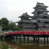 国宝松本城(長野県)