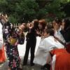 smile wedding 神前式・花嫁行列を経験させたくて!