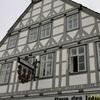 ドイツ、木組みの家の言葉 8 賢者と愚者の行い