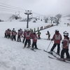 スキー教室 第1日目 その6