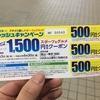 富山きときと空港で1500円分のクーポンをもらおう!ANA322便の搭乗者は皆さんもらえます!
