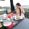 ケーブルカーでディナー!一周目!「ケーブルカー・スカイダイニング - スターダストキャビン」シンガポール旅行記♪